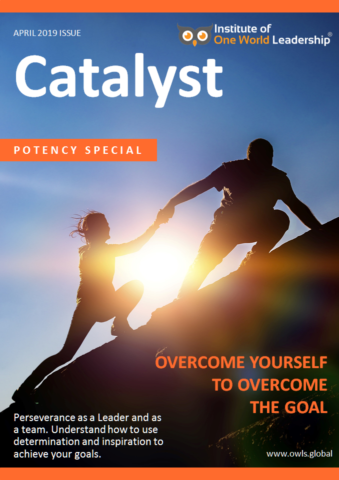 One World Leadership - Catalyst Apr 2018