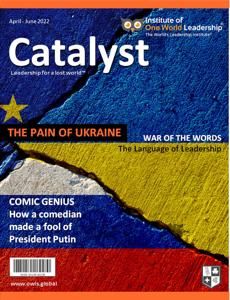 One World Leadership - Catalyst Magazine