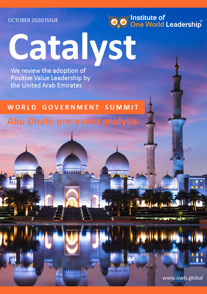 One World Leadership - Catalyst Oct 2020